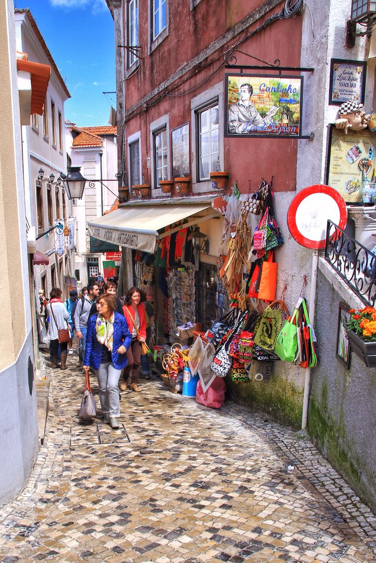 Sintra (Alleyway)