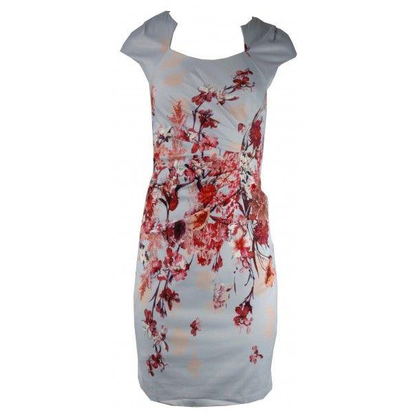 Cedric Floral Day Dress