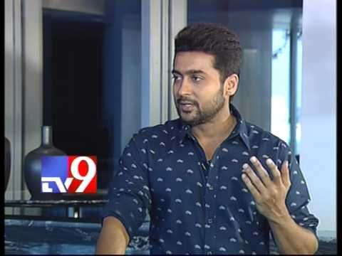 hero surya on rakshasudu movie