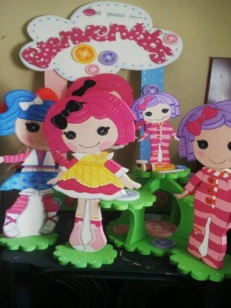 Decoraciones para fiestas infantiles lalalopsse buscar for Buscar decoraciones