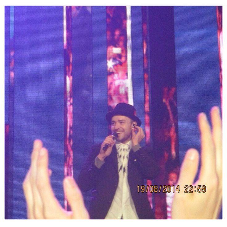 Justin Timberlake in Gdansk