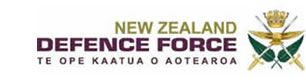 NZDF -Medals - Roll of Honour