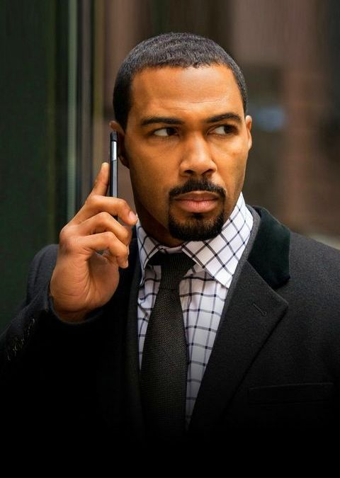 Omari Hardwick for Starz Series Power starts Thursday, January 28, 2016