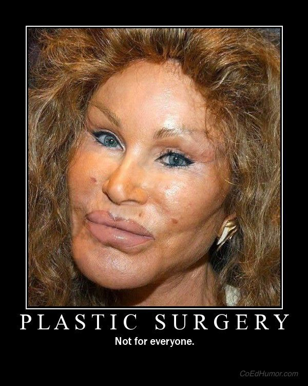 plastic surgery meme always interesting what you can find when you type in plastic surgery and