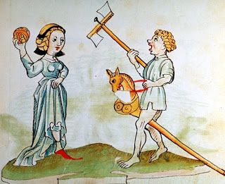 Medieval and Renaissance toys article