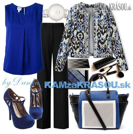 #kamzakrasou #sexi #love #jeans #clothes #coat #shoes #fashion #style #outfit #heels #bags #treasure #blouses #dress #beautiful #pretty #pink #gil #woman #womanbeauty #womanpower Pripravená do práce - KAMzaKRÁSOU.sk
