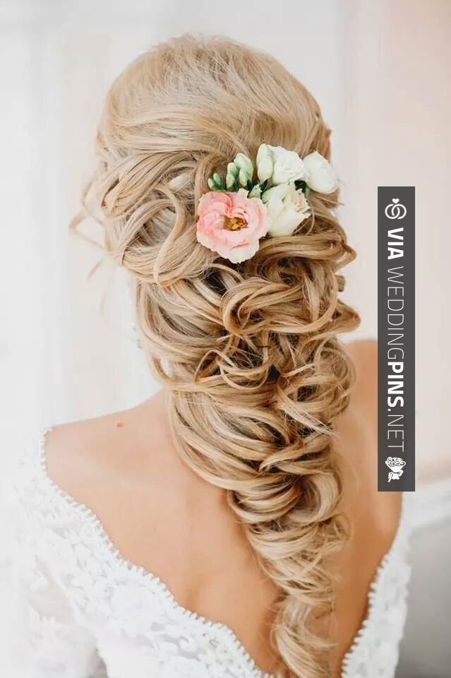 So Good Check Out These Other Amazing Pics Of New Wedding Hairstyles 2017 At