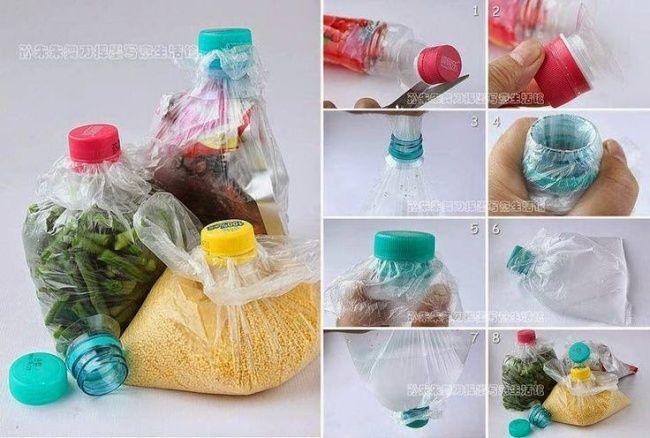 Veja estas ideias praticas para dar uso as suas garrafas de plástico, e ajudar o meio ambiente.