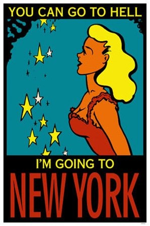 Bucket List 88: New York, New York « Readcoco
