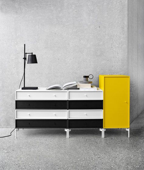 Montana Shelving System   Application Example By Montana Møbler   Sideboards