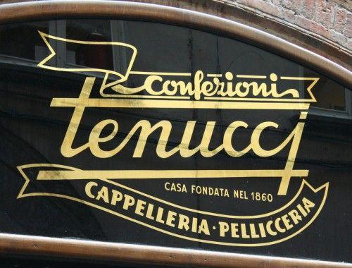 Nice Italian vintage type