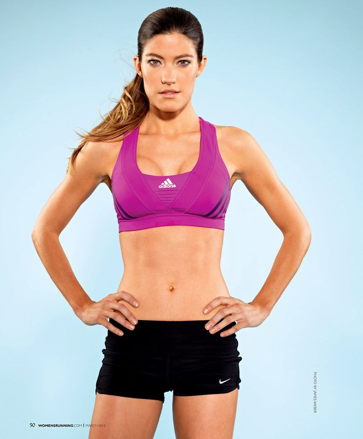 jennifer carpenter | Jennifer Carpenter On Women's Running Magazine – HQ Scans ...
