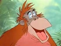 My most wanted character is the king himself louie