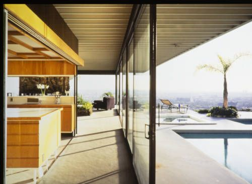 Stahl residence, kitchen, Los Angeles, 1960?. http://digitallibrary.usc.edu/cdm/ref/collection/p15799coll42/id/160