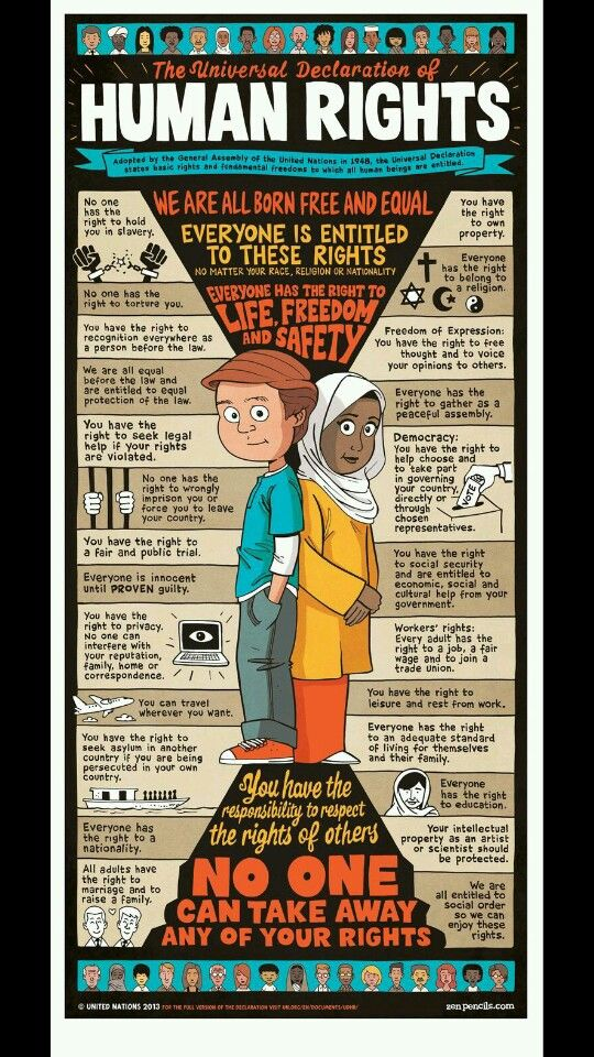 25+ best ideas about Declaration of human rights on Pinterest ...