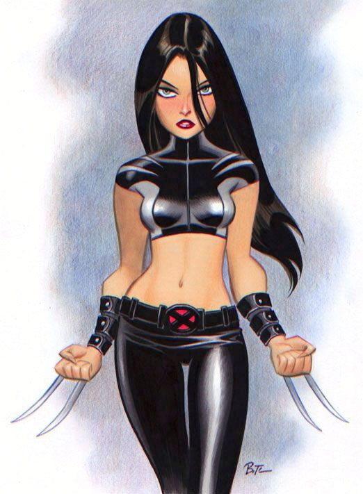 X-23 By Bruce Timm