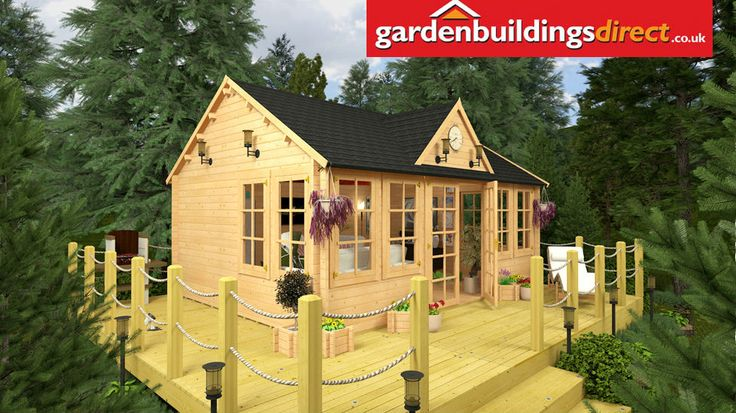 Get Benefit Of Free Delivery at Garden Buildings Direct.