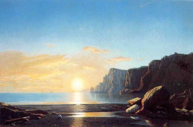 Off the Coast of Labrador William Bradford - 1862
