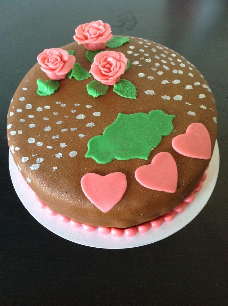 Mijn eerste taart