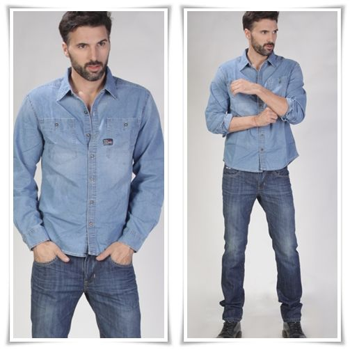 Masculine looks with this Shirt bro, you own it IDR 359,900, click http://ow.ly/w0Rv6