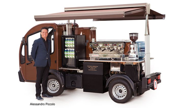Coffee lovers around the world transform truck, van, car, cart, motorbike, pedicab into unique mobile cafe to serve coffee their neighborhood.
