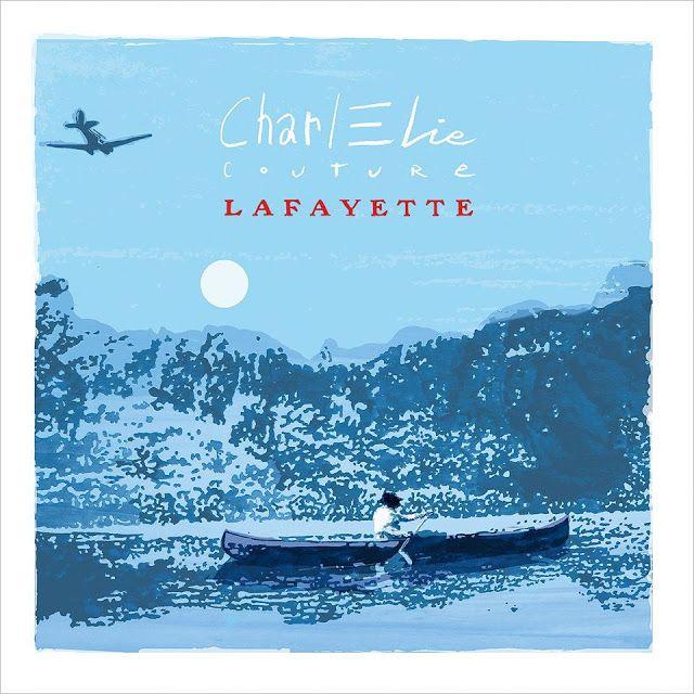 """La Muzic de Lady: News du jour : """"Lafayette"""" CharlElie Couture."""