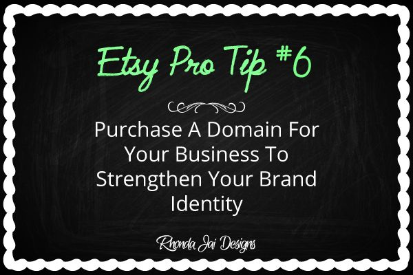 how to create a landing page on facebook for etsy