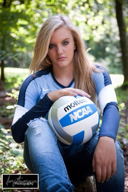 16 Best Senior Portraits Volleyball Images On Pinterest