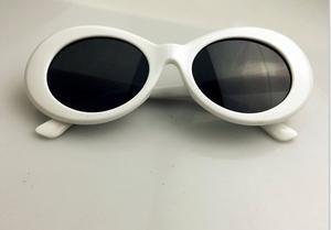 Clout Goggles NIRVANA Kurt Cobain Round Sunglasses