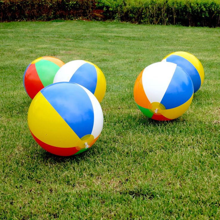 Children beach ball/ Inflatable Children Rubber balls/ Baby Kids Beach Pool Play Ball,Classic Toys