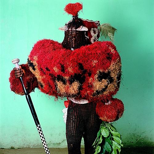Phyllis Galembo | Ringo (Big Deer) Masquerade, Kroo Bay, Sierra Leone | Steven Kasher Gallery