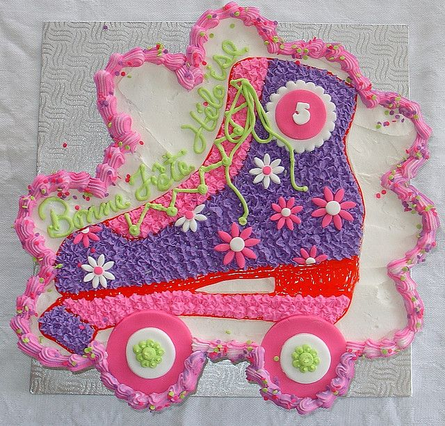 roller skate cupcake cake   Recent Photos The Commons Getty Collection Galleries World Map App ...