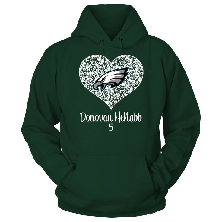 Philadelphia Eagles Official Apparel - this licensed gear is the perfect clothing for fans. Makes a fun gift!