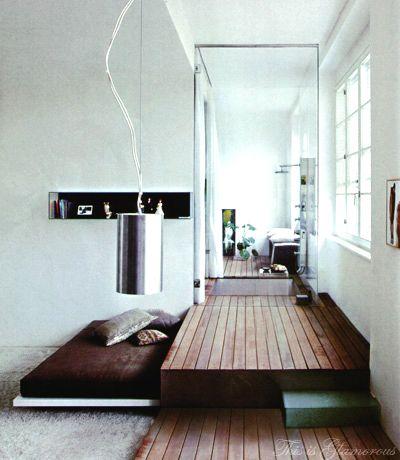 17 meilleures id es propos de dortoirs simples sur pinterest universit de floride for Lit escamotable estrade