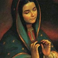Con la Virgen de Guadalupe y San Juan Diego la misericordia de Dios toca el corazón humano