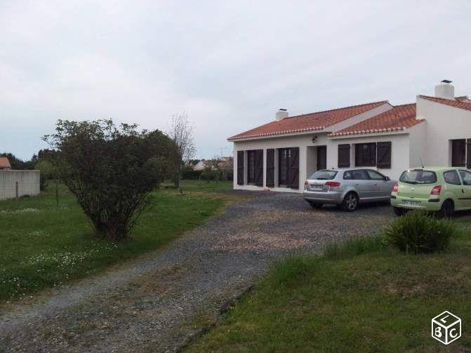 Maison 3 chambres 117m2 Locations Vendée - leboncoin.fr