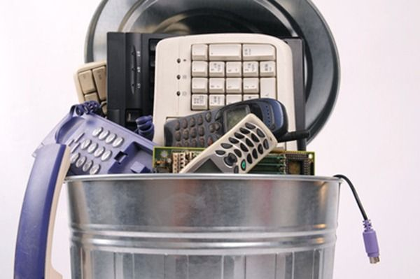 Make A Difference With Electronics Recycling