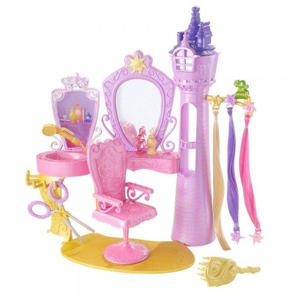 Salonul De Coafor Al Lui Rapunzel