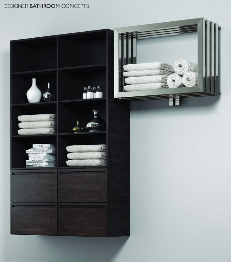 Caldo Designer Stainless Steel Heated Towel Rail