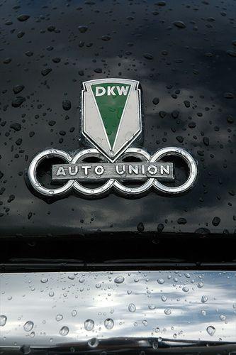 Logo Auto Union DKW 3=6