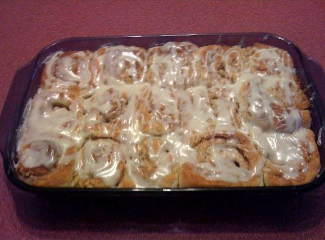 Ooey Gooey Cinnamon Rolls! | Yummy..... | Pinterest