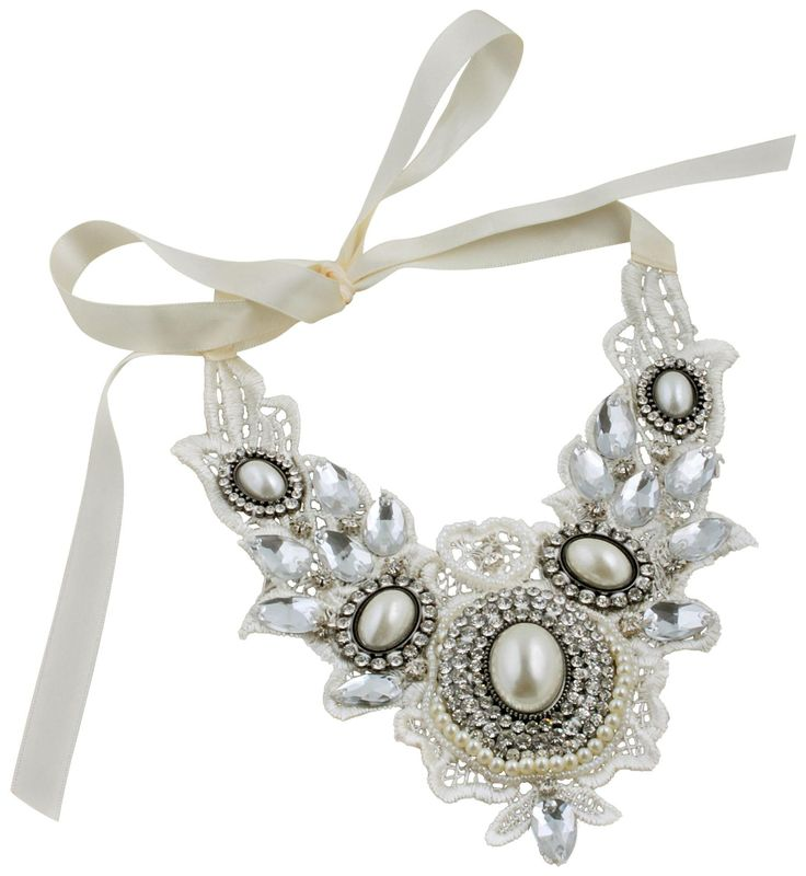 kette opulenz bijou brigitte online shop wedding fever pinterest jewelry fashion. Black Bedroom Furniture Sets. Home Design Ideas