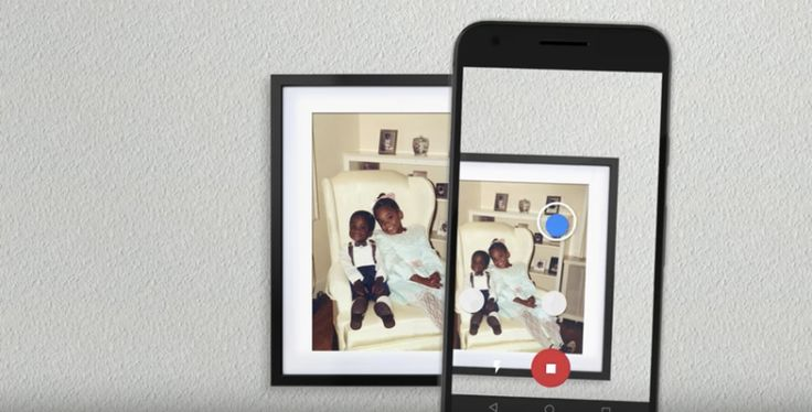 Google's Photo Scan App Makes Backing Up Old Snapshots Easy as Hell