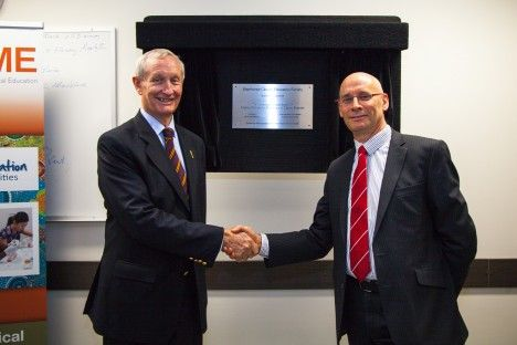 Regional communities and Griffith University health students are benefitting from the new Stanthorpe Clinical Education Facility. Full story - http://app.griffith.edu.au/news/2014/06/24/griffith-opens-stanthorpe-clinical-training/