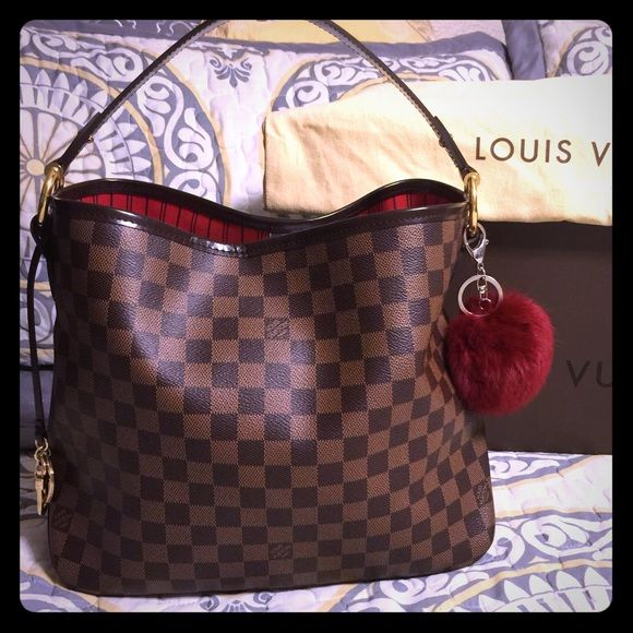Louis Vuitton Delightful PM DE Authentic! Purse No flaws. Lightly used. Comes with dust bag and Authenticity letter! $1070 ️️. Louis Vuitton Bags Shoulder Bags