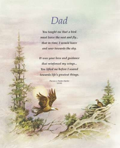 father's day heart touching lines