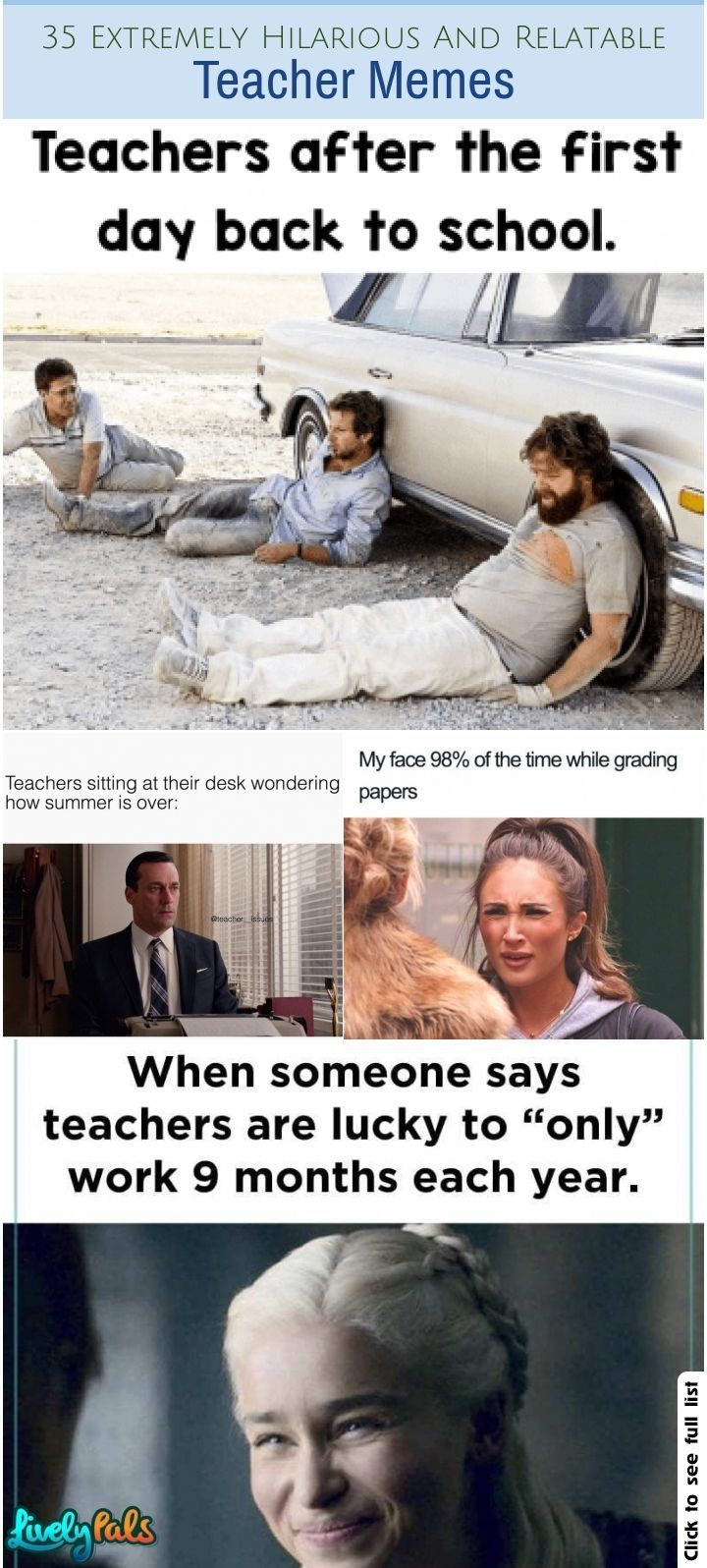 35 Extremely Hilarious And Relatable Teacher Memes Love Teachers Respect Life Learning Memories Fun Teaching Livelypals Teacher Memes Relatable Memes