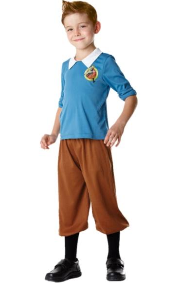 Child Tintin Costume