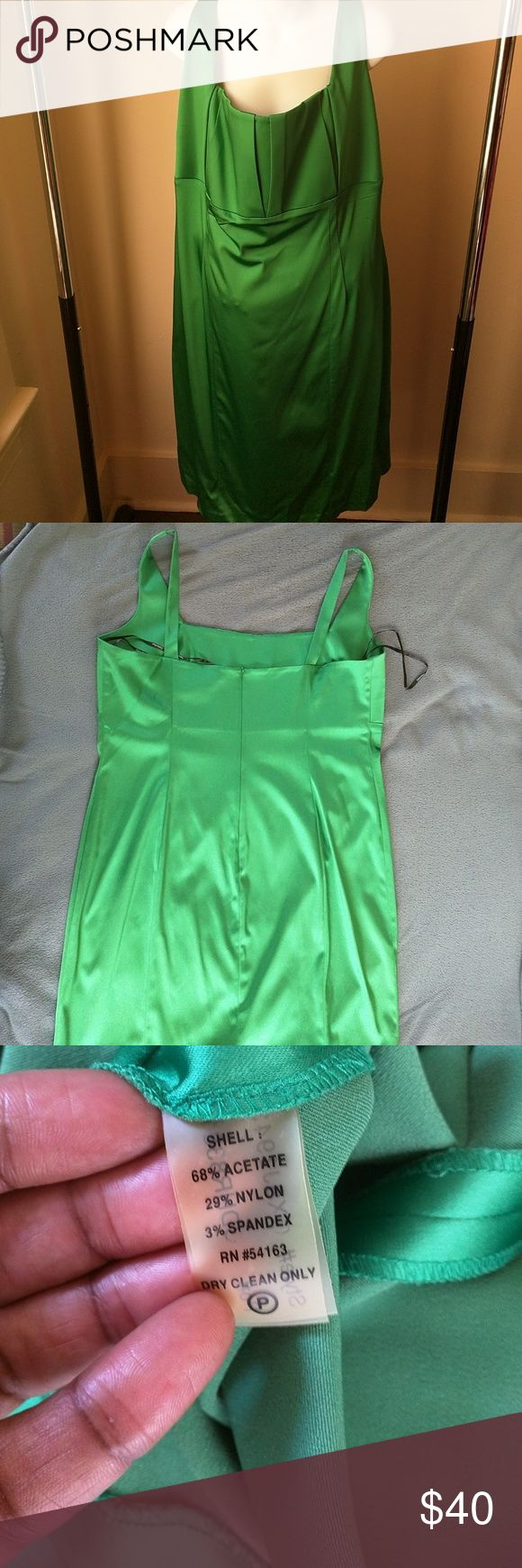 Calvin Klein semi formal Worn once and dry cleaned. Excellent condition Calvin Klein Dresses