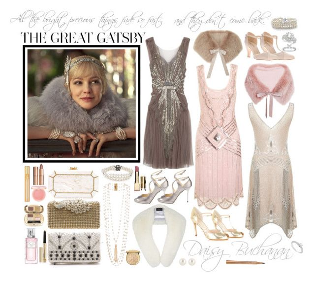 """Daisy Buchanan.."" by bettyjean ❤ liked on Polyvore"